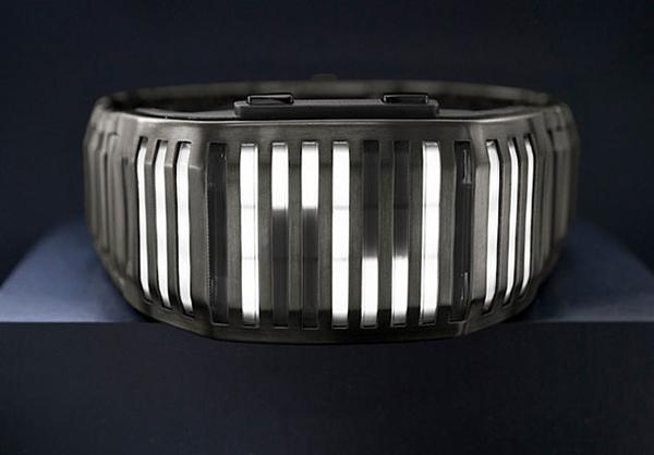 Нейтронные часы «Kisai Neutron LED Watch» (видео)