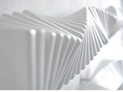 Радиатор, который может менять форму