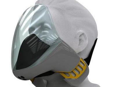 Проект маски - респиратора