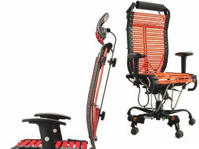 Эргономичный офисный стул «GymyGym»