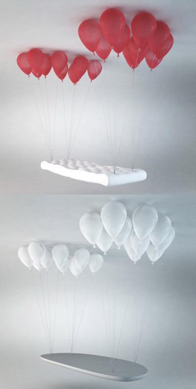 Скамейка «Balloon Bench»