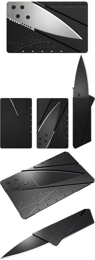 Раскладной нож «CardSharp»