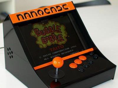 Игровой автомат «Nanocade»
