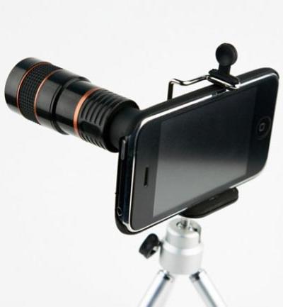 Телеобъектив для iPhone