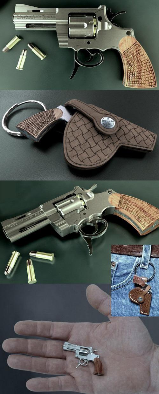 Миниатюрный револьвер «Swiss Mini Gun»