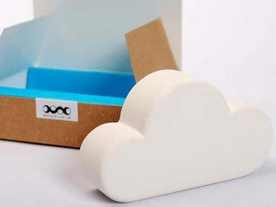Магнитный держатель для ключей «Облако» («Cloud»)