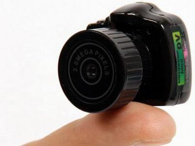 Миниатюрная зеркальная камера «MAME-CAM»