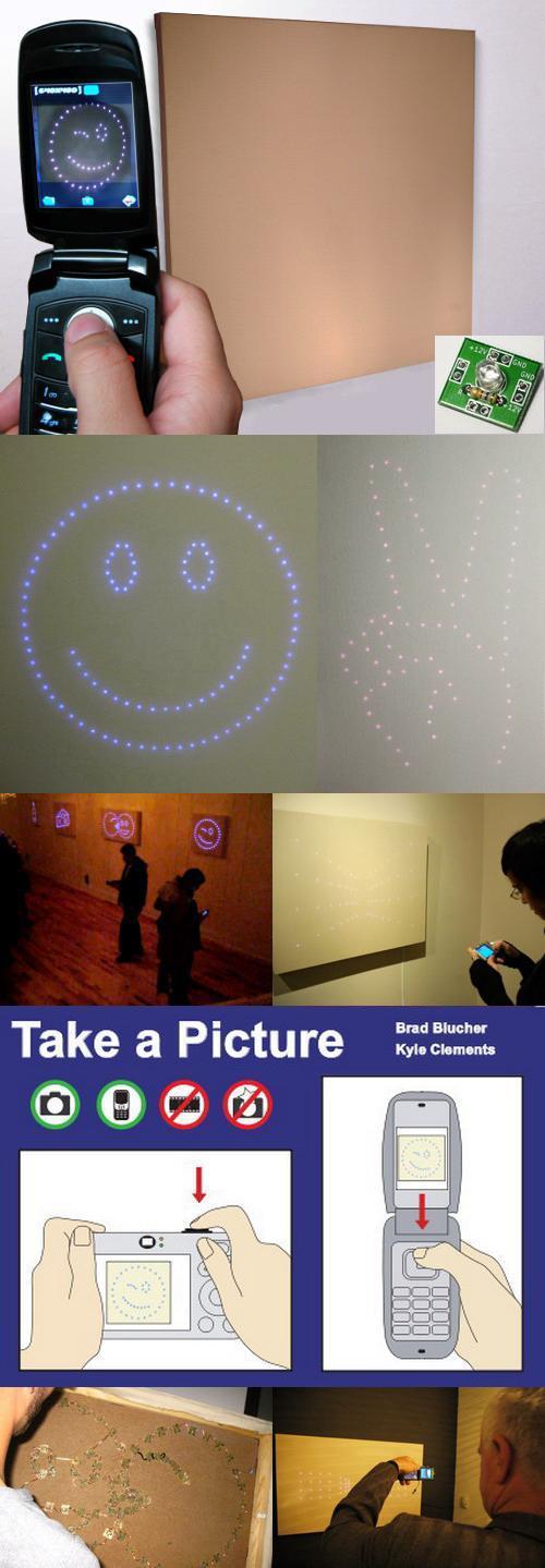 Арт-проект «Сделай снимок» («Take A Picture»)