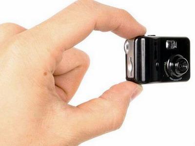 Миниатюрная фотокамера «MAME-CAM DX»