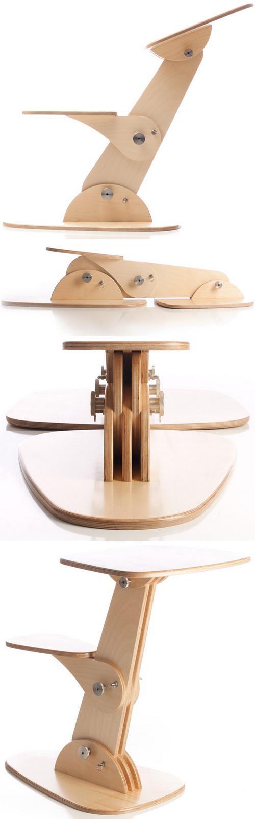 Складной стол