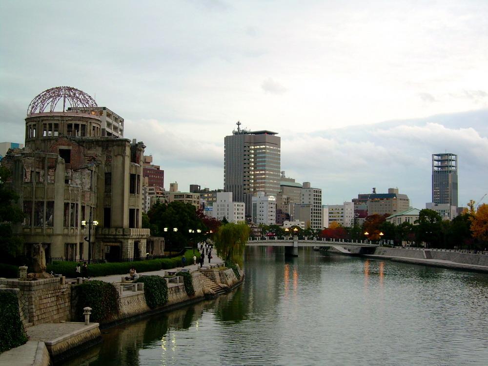Купол Гэмбаку, Хиросима, Япония