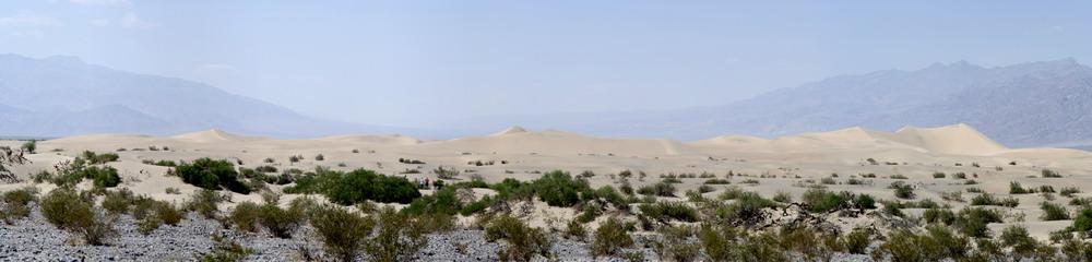 Поиск красоты в «Долине смерти», США
