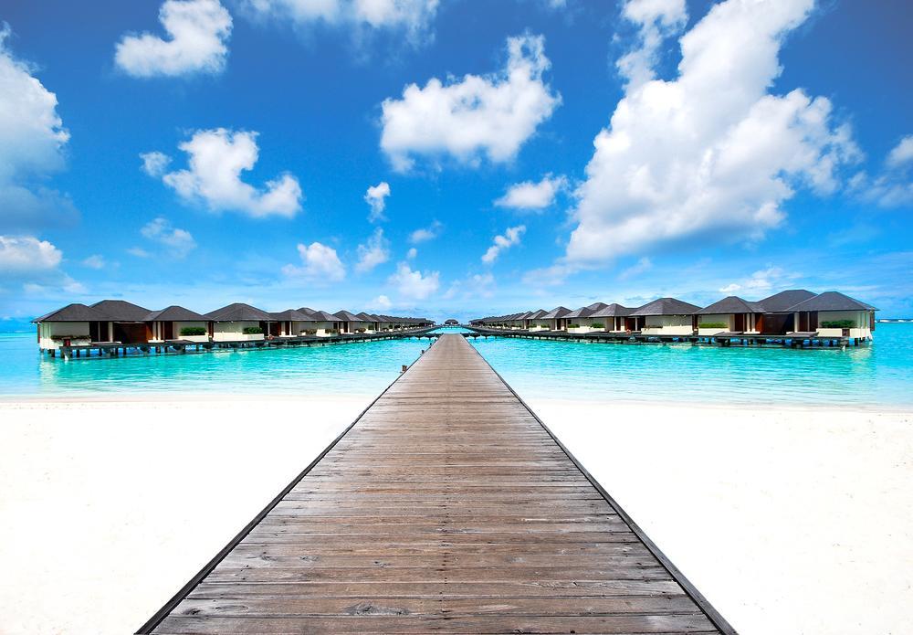 Чудесные воды Мальдивских островов
