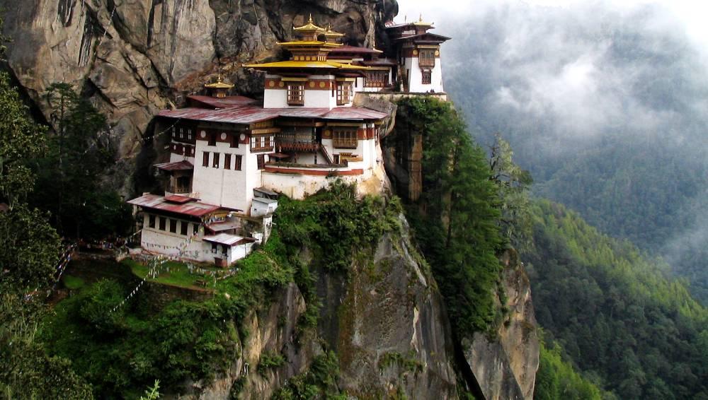 Такцанг-лакханг, Королевство Бутан, Гималаи