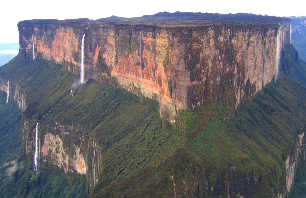 Умопомрачительная гора Рорайма (Roraima)