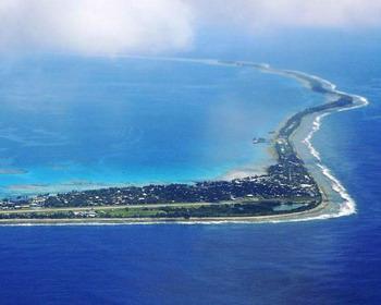 Одна из самых маленьких стран в мире, Тувалу