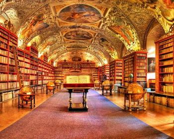 Страговский монастырь, Прага, Чехия