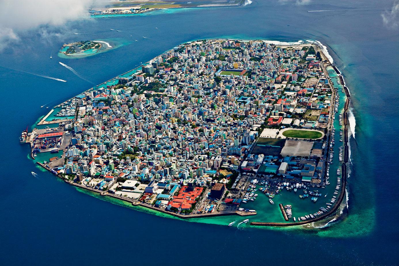 Мале, Мальдивская республика