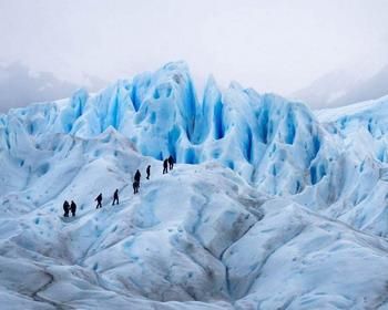 Ледник Перито-Морено, Национальный парк Лос-Гласиарес, Аргентинская Республика
