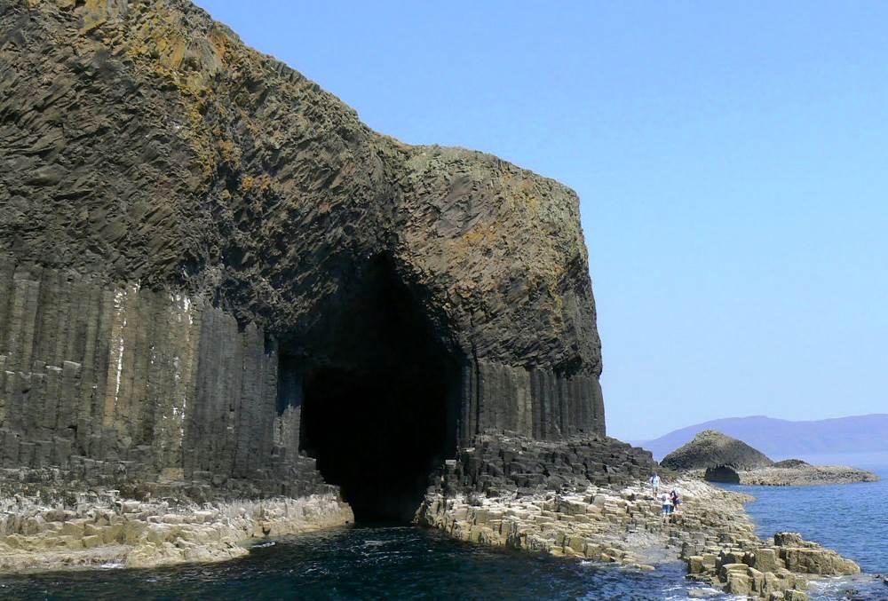 Фингалова пещера, Шотландия