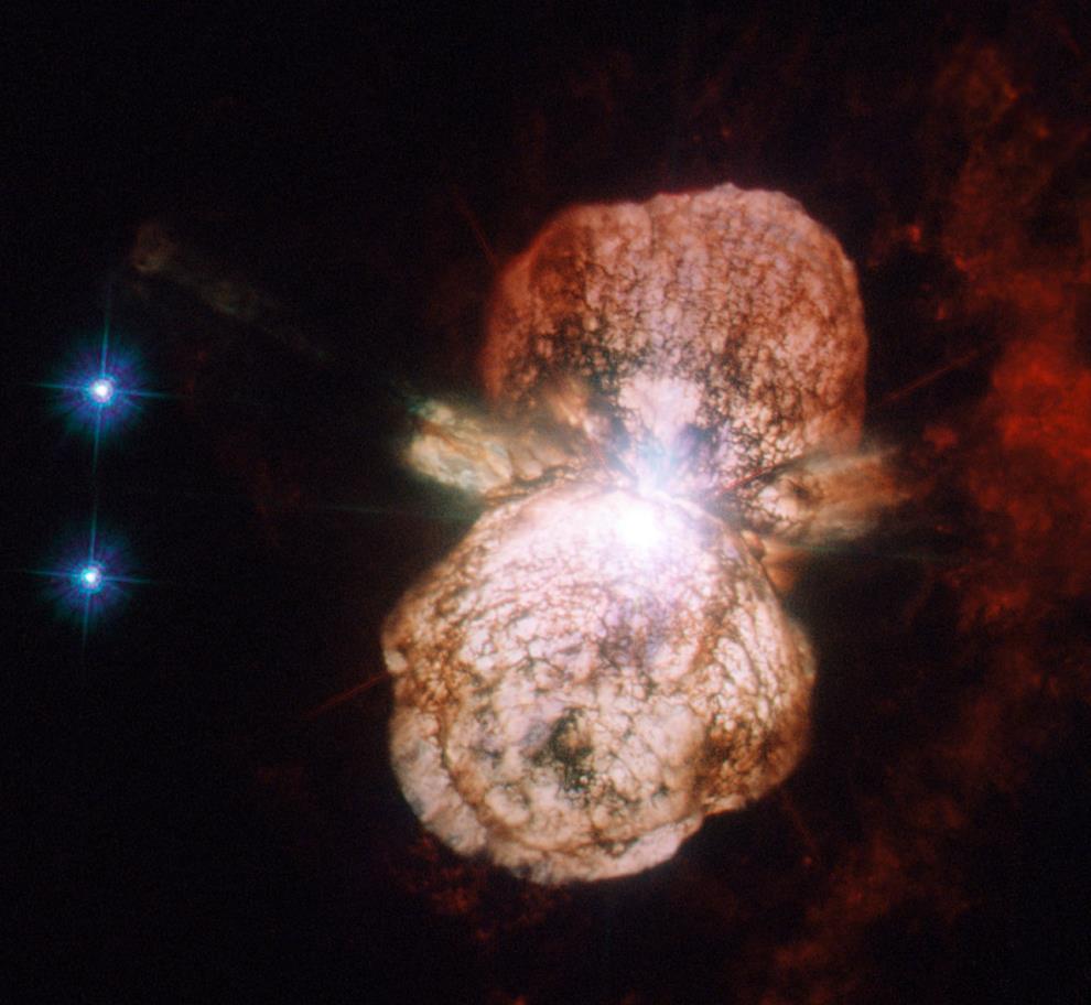 Эта Киля - звезда-гипергигант