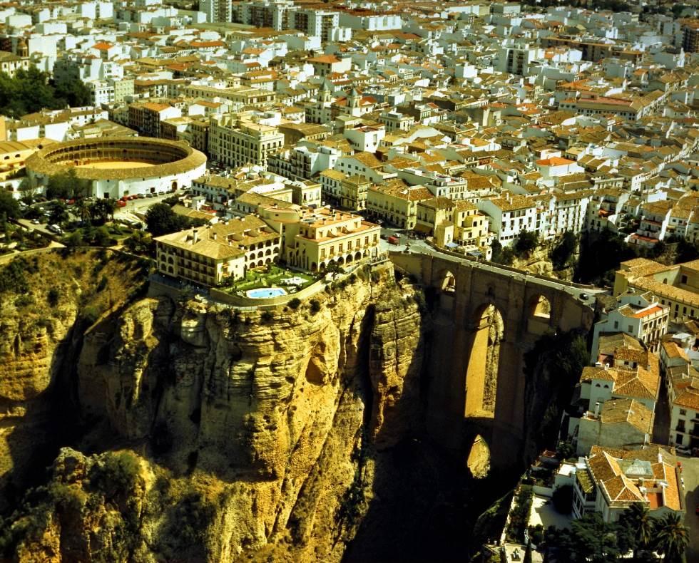 Ронда, скрытая жемчужина Андалусии, Испания