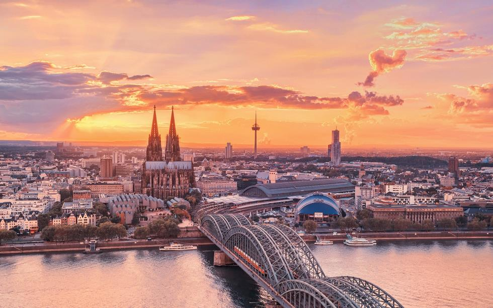 Кёльнский собор Пресвятой Богородицы и Святого Петра, Кёльн, Германия