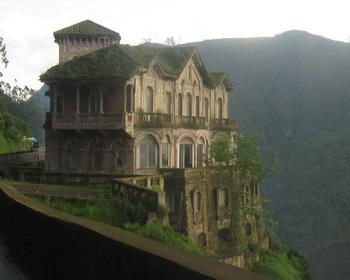 «Tequendama Falls Hotel» («Hotel Salto del Tequendama»): отель с приведениями, Колумбия