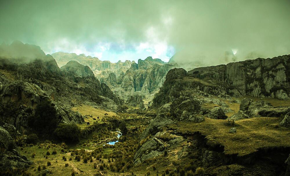 Массив Лос Гигантес (Valle Los Gigantes), Кордова, Аргентина