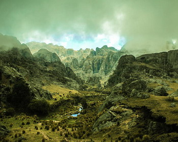 Массив Лос Гигантес (Valle Los Gigantes), Кордова, Аргентина.