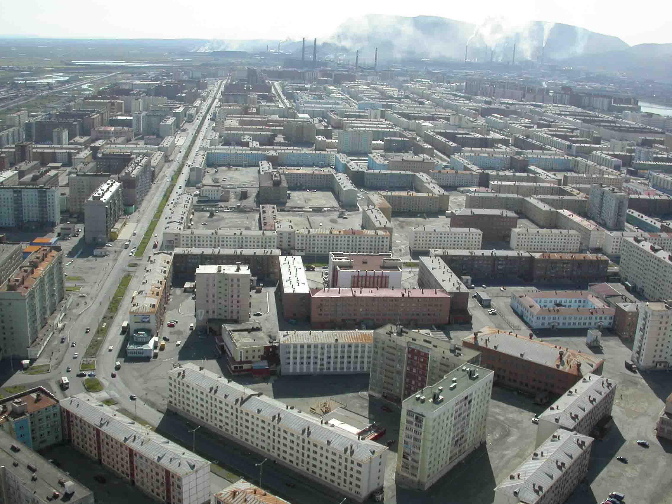 Индустриальный Норильск, Россия