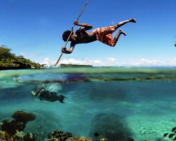 Рыбалка в Новой Каледонии