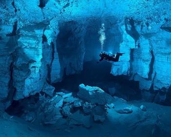 Пещера Ординская. Пермский край