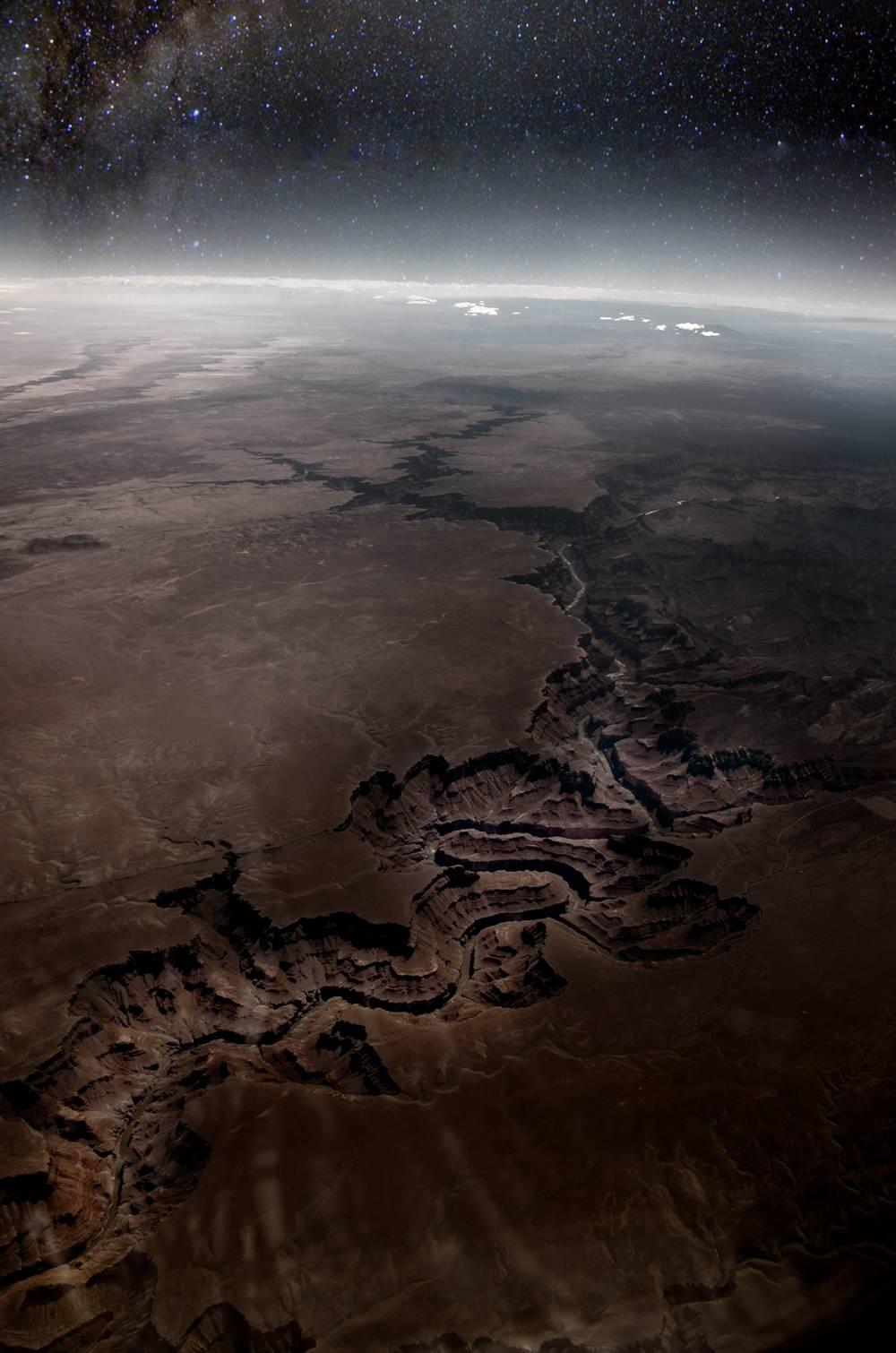 Гроза над Большим Каньоном (Grand Canyon)
