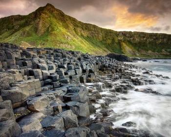 Дорога гигантов, Ирландия