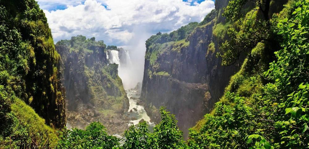 Потрясающие фотографии реки Замбези