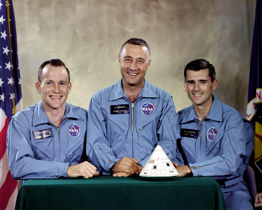 Подготовка экипажа Аполлон-1