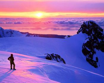 Ледник Франца-Иосифа, Новая Зеландия