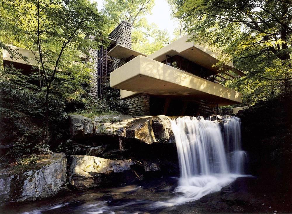 «Дом над водопадом» («Fallingwater»)