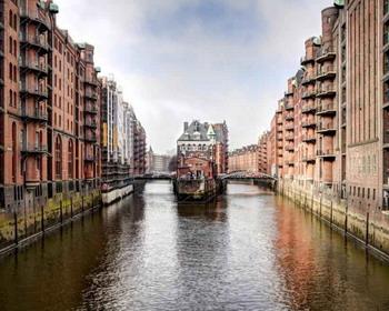 Вольный и ганзейский город Гамбург