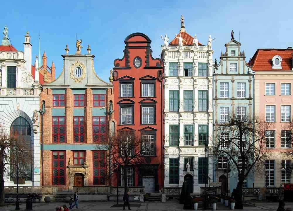 Погожий день в Гданьске