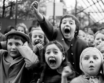 Реакция детей на кукольное представление