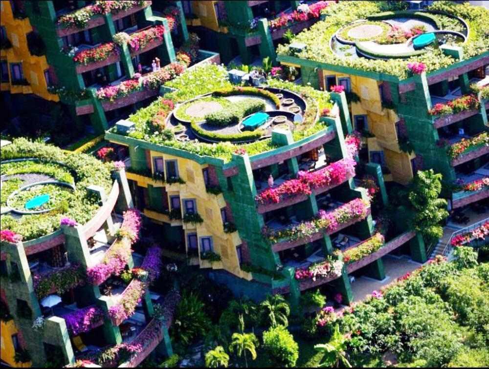 Ботанический квартал, Пхукет, Таиланд