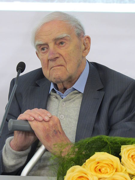Даниил Александрович Гранин (настоящая фамилия Герман)
