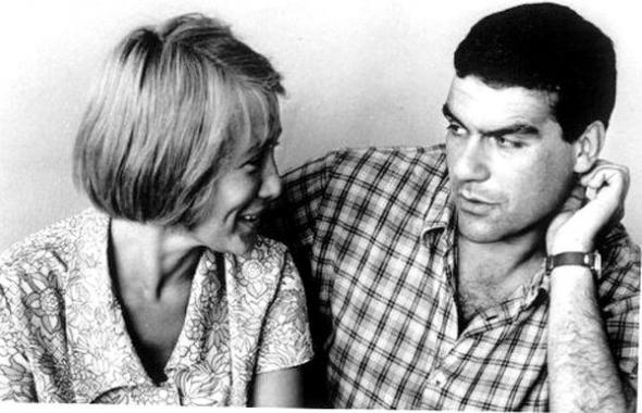 Сергей Довлатов и Тамара Зибунова