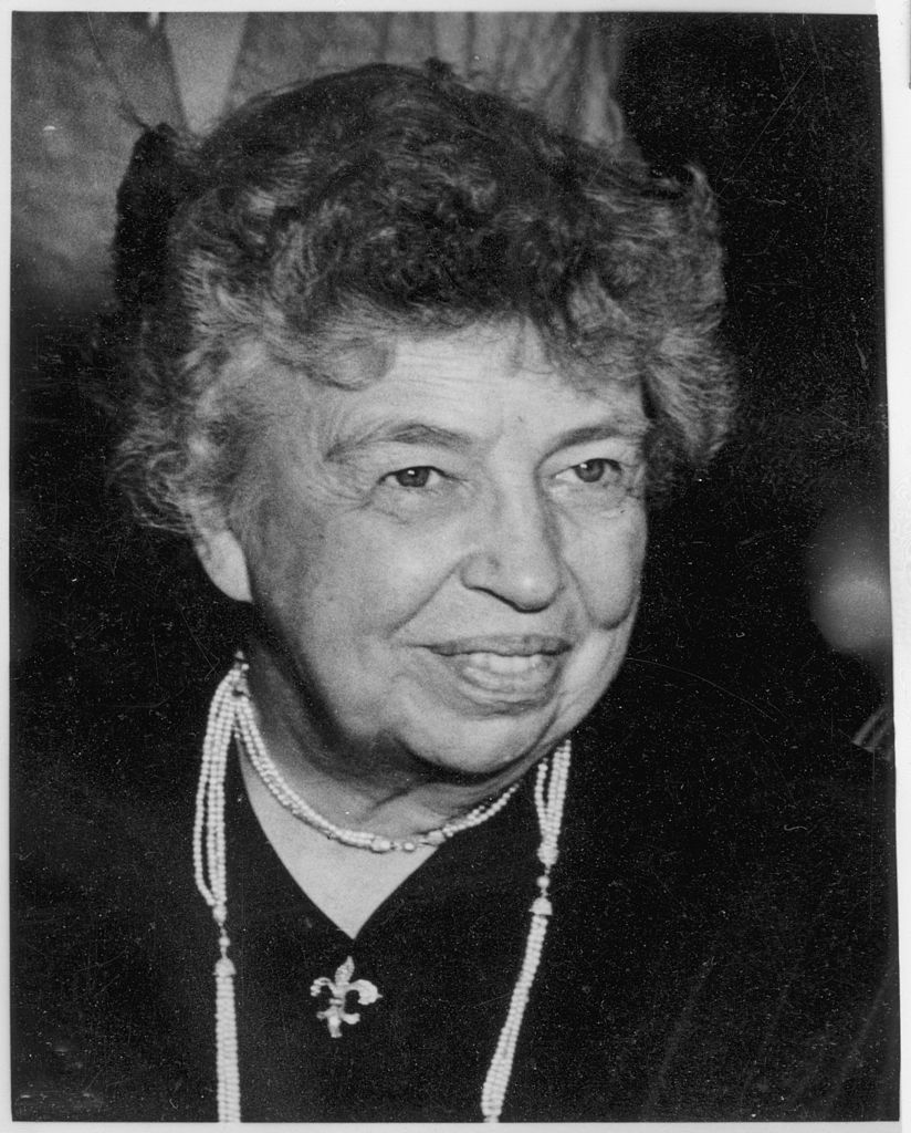 a look at the rise of eleanor roosevelt to the public limelight in the united states The eleanor roosevelt papers project is a personally represented the united states the world court and the league of nations.