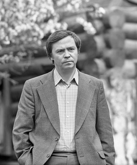 Валентин Григорьевич Распутин (Valentin Grigorevich Rasputin)