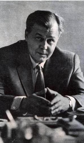 Александр Трифонович Твардовский (Aleksandr Trifonovich Tvardovskij)