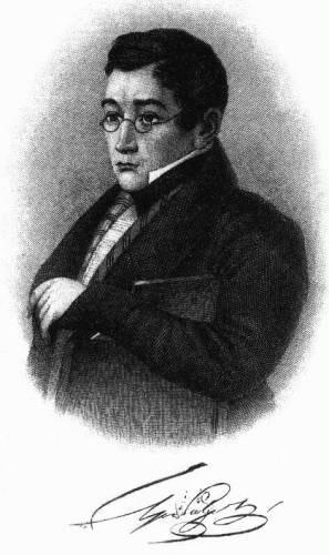 Александр Сергеевич Грибоедов (Aleksandr Sergeevich Griboedov)