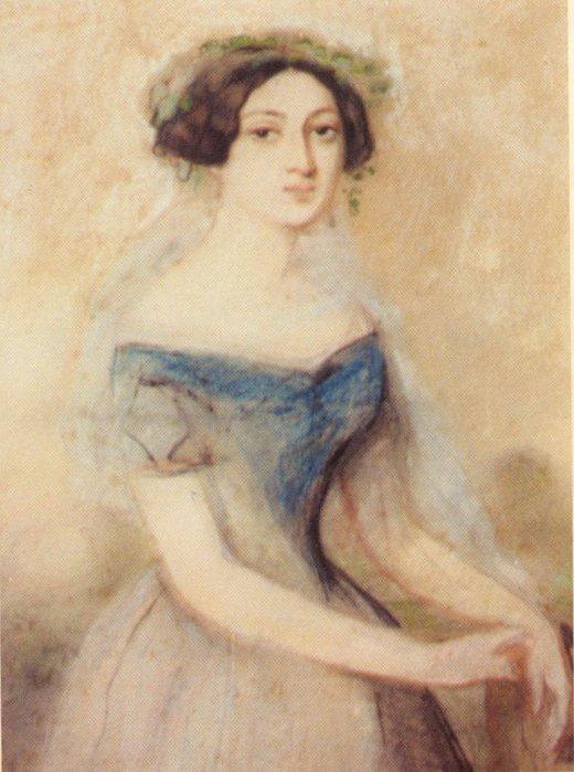 княгиня Нина Чавчавадзе)